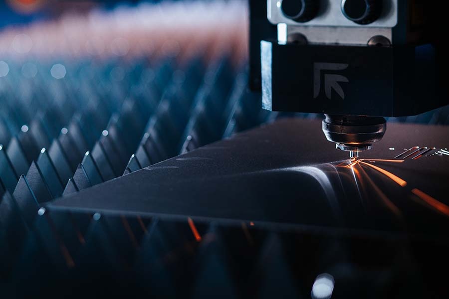Laserski stroj za trakove